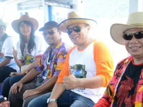 Promosi Wisata Mandeh BRI Padang