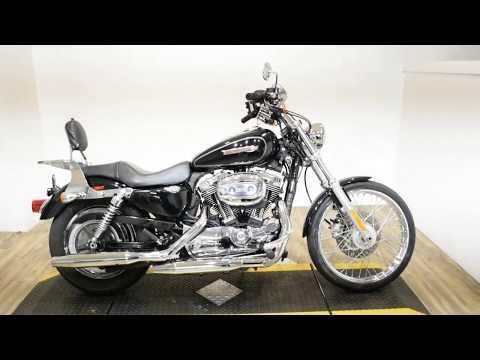 2010 Harley-Davidson Sportster® 1200 Custom in Wauconda, Illinois