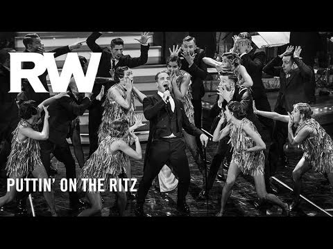 Robbie Williams | 'Puttin' On The Ritz' | Swings Both Ways Official Track