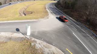 Freestyle FPV Truck chase