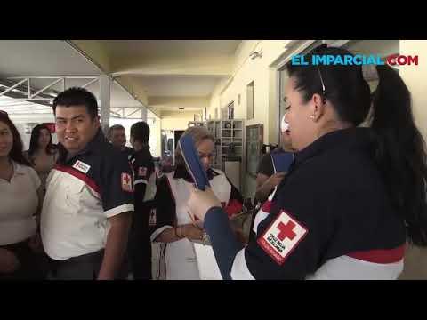 Darán a conocer a Cruz Roja