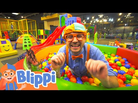 A Blippi Compilation of Educational Videos for Toddlers   Sink or Float and more!