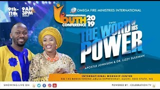 Int'l  Youth Conference 2019 (Day 3 Evening) With Apostle Johnson Suleman