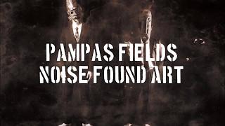 Pampas Fields Noise Found Art / THANK U:I