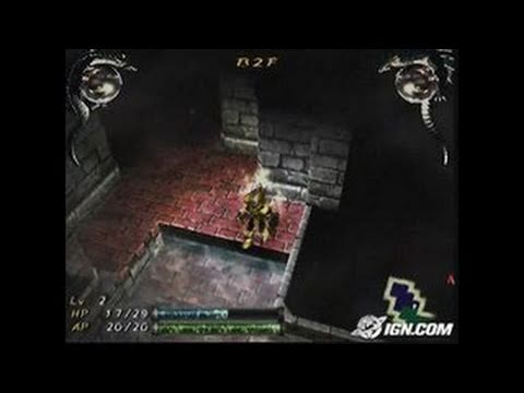 The Nightmare of Druaga Playstation 2
