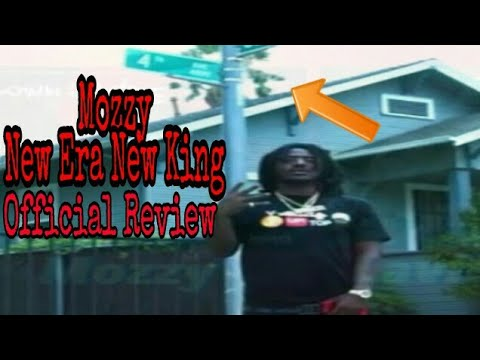 Mozzy New Era New King Review - Cbo & Brotha lynch Hung Diss | DocHicksTv