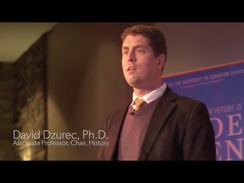 David Dzurec博士(历史学)
