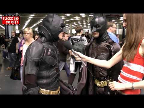 Batman Dark Knight Cosplay Face-Off | MTW