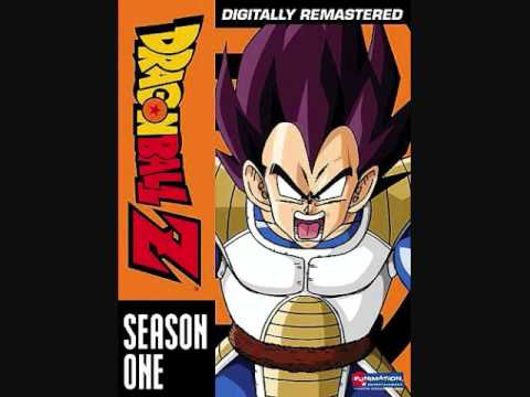 Dragonball-Z: Seasons 1-9 DVD Menu Song (extended)