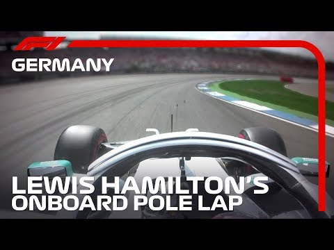 2019 German Grand Prix: Lewis Hamilton Takes Pole At Hockenheim | Pirelli