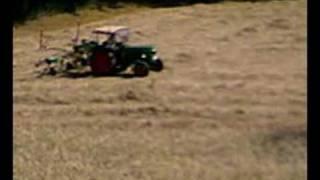 preview picture of video 'Chuck und der Traktor'
