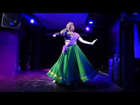 Nuray en Gala Show cierre de año by Suhaila Alabi