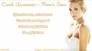 Gambar cover ♪♪  Carrie Underwood - Mama's Song  ♪♪