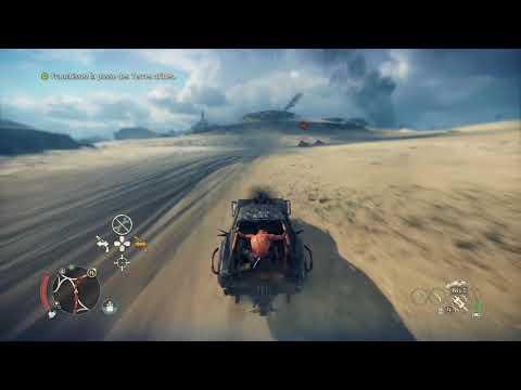 Mad Max: attaque d'un convoi