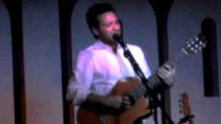 Talk about tequila and then Out Of Bed - Adam Cohen.AVI