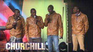 Propesa on Churchill Show