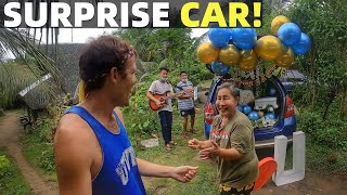 BecomingFilipino – PHILIPPINES BEACH HOME CAR SURPRISE… My Girlfriend Got Me This?