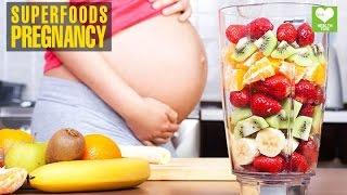 Bahan Makanan Superfood Untuk Masa Kehamilan