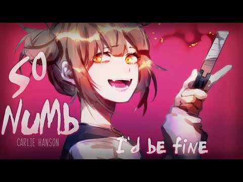 Nightcore ↬ Numb [lyrics]