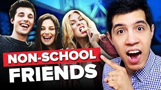 5 EASY Ways To Make Friends OUTSIDE of School