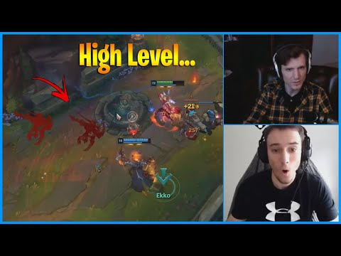 Here's a Perfect Example of High Level Support In League of Legends...LoL Daily Moments Ep 985