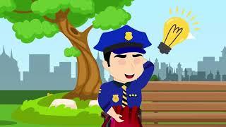 Johny Johny Играть в игру для детей  Забавные мультфильмы Sun & Moon  - Образовательное видео для