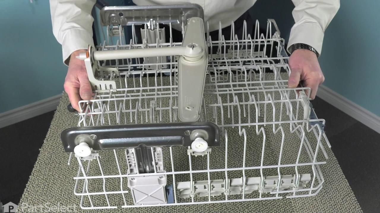 Replacing your KitchenAid Dishwasher Spray Arm Seal