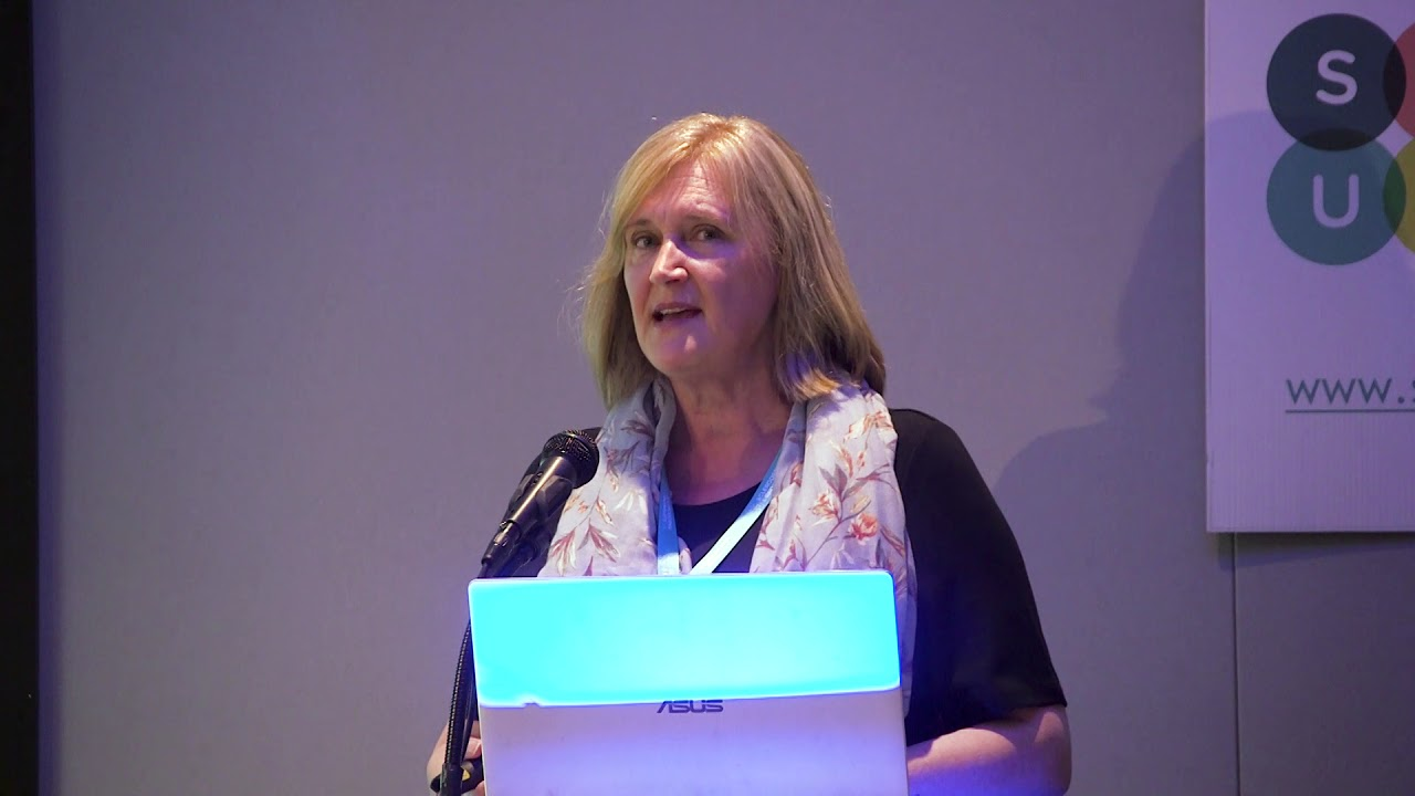 SRUK CE Sue Farrington on the past year and future