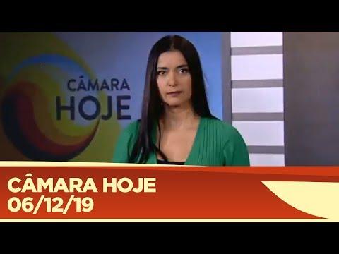 Câmara Hoje - CPI que investiga derramamento de óleo no Nordeste faz 1ª audiência - 06/12/19
