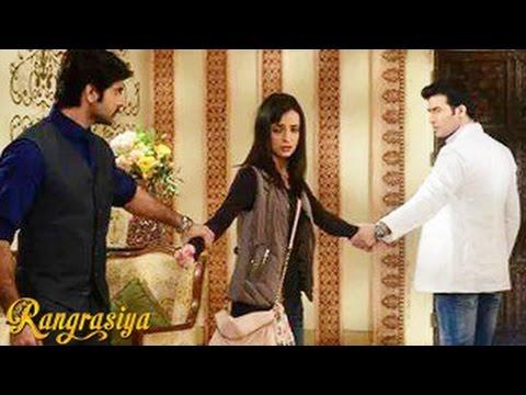 Rangrasiya 2nd September 2014 FULL EPISODE HD | Rudra  EXPRESSES  his LOVE for Myrah