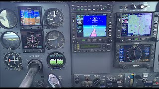 Avidyne Avionics Upgrade Test Flight!