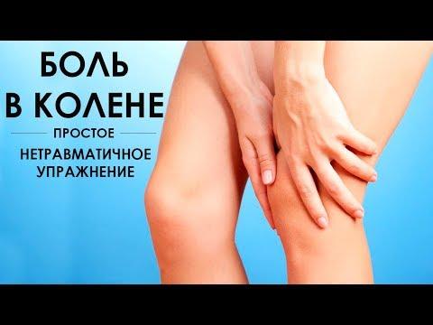 Боль в колене - восстановление после родов