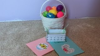 DIY Last Minute Easter Gifts! Quick And Easy!