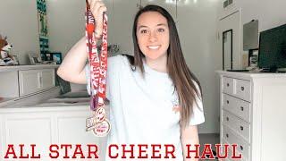 All Star Cheer Haul