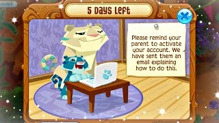MY ACCOUNT IS GETTING DELETED? ANIMAL JAM
