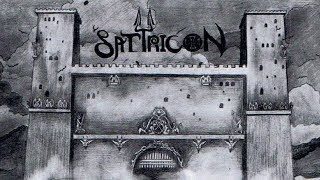 Satyricon - Dark Medieval Times (1994) full album, vinyl