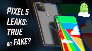 Google Pixel 5 Leaks, Aug 2020: New Specs, Features + More!