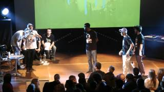 preview picture of video 'Beatbox Battle Maurepas - Efaybee vs Polo - FINAL ROUND'
