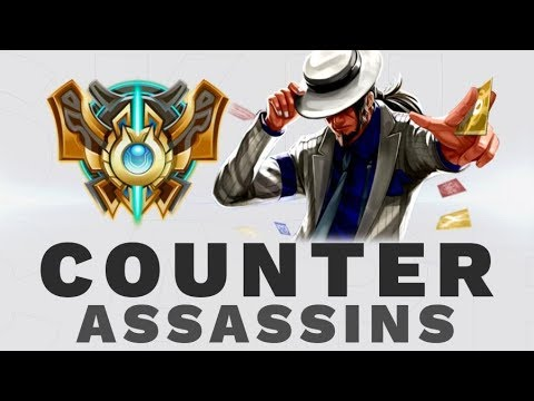 CHALLENGER - MID Wave Management, Freezing, Harassing, Counter Assassins - Laning Analysis