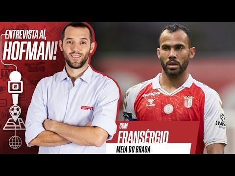 Fransérgio: 'Abel Ferreira não é um treinador, é um estudioso da bola' | #EntrevistaAíHofman