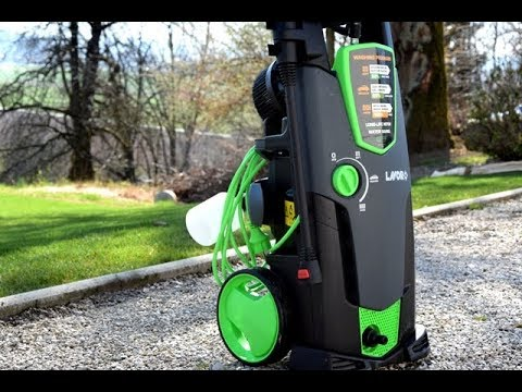 Lavor STM 160 WPS Pressure Washer Review