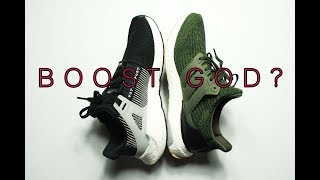 big sale 323ad ace90 Adidas ULTRABOOST 3.0 VS Adidas EQT SUPPORT 9317  BEST ADIDAS BOOST  BATTLE