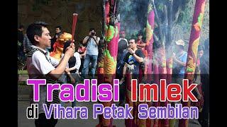 [Video] Tradisi Perayaan Imlek di Vihara Petak Sembilan