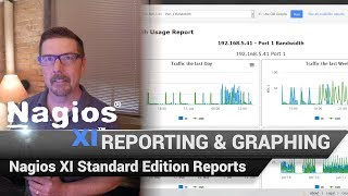 How-to generate Standard Edition Reports in Nagios XI