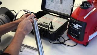 Geosub Sampling Pump Basic Operation