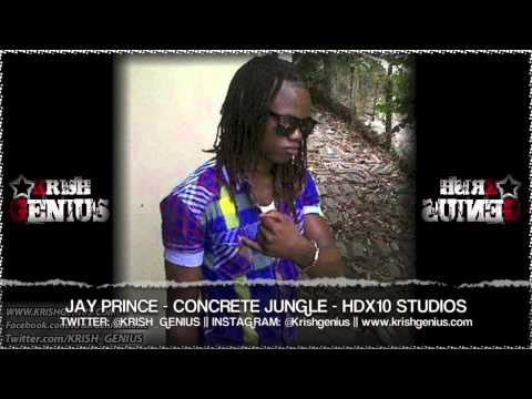 Jay Prince - Concrete Jungle - May 2013
