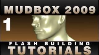 Mudbox 2009 Tutorial 1 - Wacom Stylus Pen&Tablet - 3D Training Series In High Definition