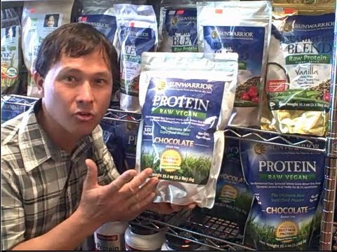 Video Best Superfoods & Vitamins at a Health Food Store to Thrive on a Raw Vegan Diet
