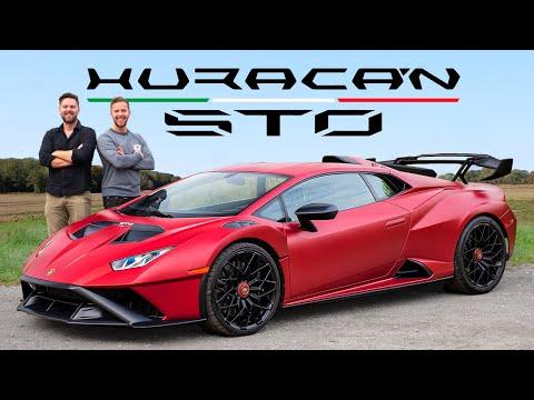 2021 Lamborghini Huracan STO Review // Satan's Chariot