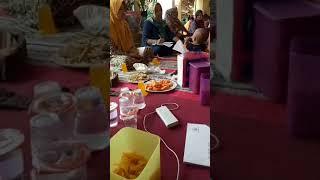 Bisnis Sharing Dadakan Bersama Stokis Amoorea di Kamal